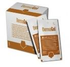 Latex műtőskesztyű steril Dermagél 7,0 púdermentes