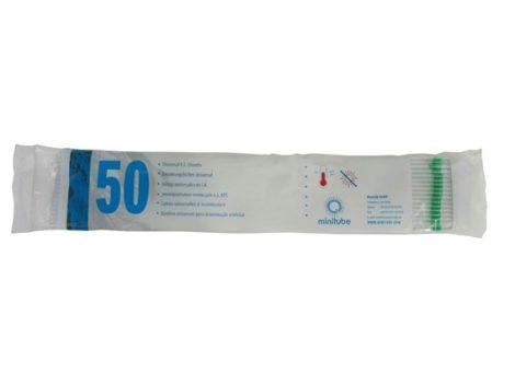 Inszemináló katéter univerzális  hasított 50 db/csomag