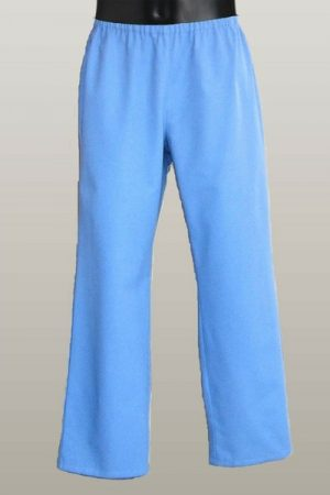 Műtős nadrág kék 2XL
