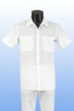 Orvosi ing fehér férfi/női S