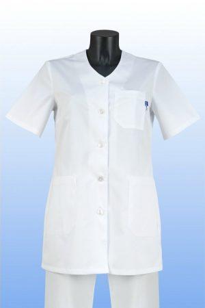 Orvosi tunika V fehér M