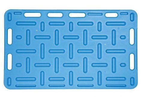 Állatterelő Lap Műanyag   94x76cm Kék